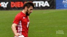 Кристиян Малинов: ЦСКА не се отказва от титлата, но...