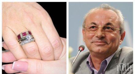 САМО В ПИК TV: Неочакван годеж в родата на Ахмед Доган - ето кой получи пръстен с масивен диамант...