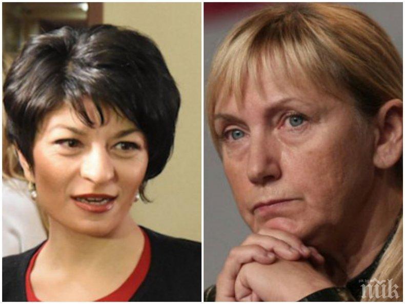 """Десислава Атанасова разби авторите на фалшификатите срещу Борисов: Ленoчка, Костя, Гошо, време е да претоплите манджата """"гръцки остров"""""""