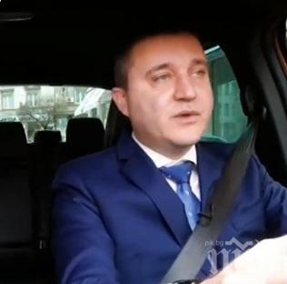 Министър Горанов: Васил Божков да се предаде, ако е сигурен в невинността си