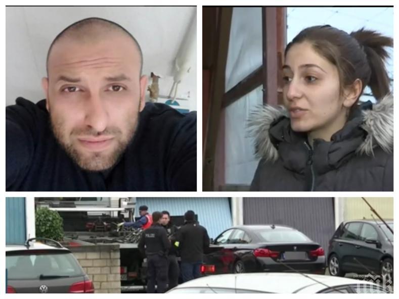 Братовчедка на убития в Германия българин с разтърсващи думи! 7-годишният син на Калоян още не знае, че баща му е мъртъв