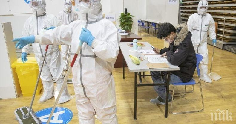 Настаняват лекарите, които се борят с коронавируса в кораби