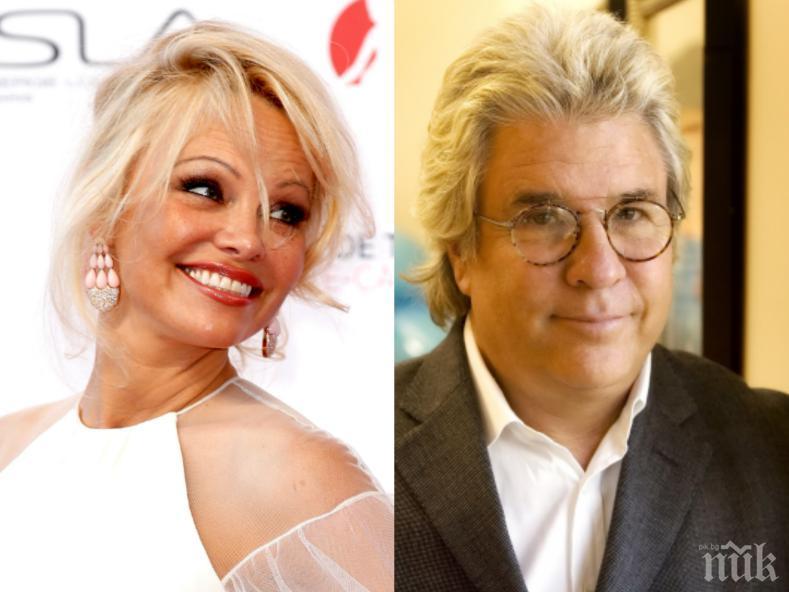 Холивудска им работа: Продуцентът Джон Питърс се сгоди отново след развода с Пам Андерсън