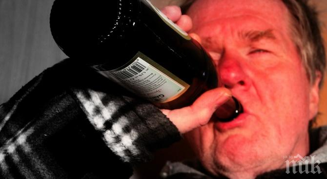 Много пиян и без книжка катастрофира в Пловдив