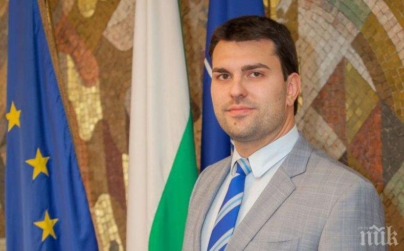 """Георг Георгиев: Предотвратяването на """"Луковмарш"""" е паметно и историческо събитие за България"""