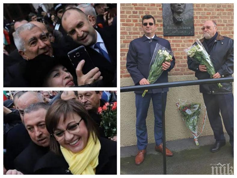 ЕКСКЛУЗИВНО В ПИК! Евродепутатът Асим Адемов избухна след гаврата на Радев: Прости ни Апостоле! В деня за поклонение се намериха хора, които да вдигат рейтинг, стъпили върху костите ти