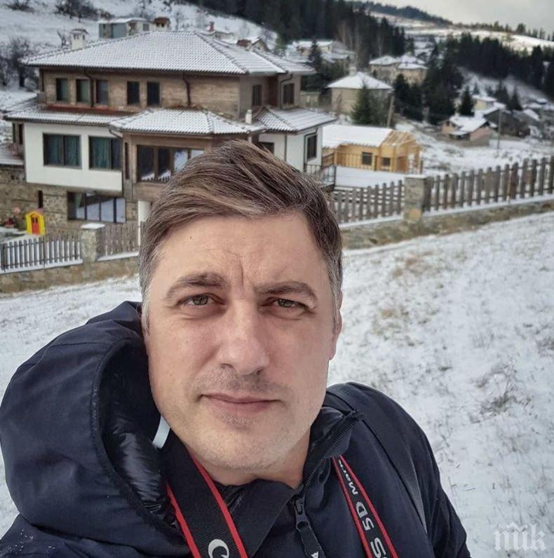 Калесаха Владо Карамазов за лектор по фотография