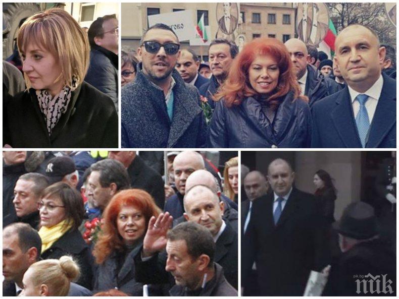 Петър Москов: Радев спря да е обединител на нацията, защото избра парадите в Москва пред жертвите на комунизма. Да организираш партийно сборище пред паметника на Апостола е все едно да направиш дискотека в църква