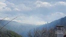 ПЪРВО В ПИК: Опасен пожар пламна в близост до къщи в Софийско - зоват доброволци да помагат (СНИМКИ/ОБНОВЕНА)