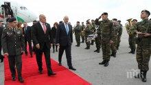 ПЪРВО В ПИК TV: Гърция изпрати тържествено премиера Борисов