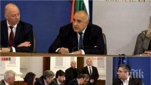ПЪРВО В ПИК TV: Премиерът Борисов на спешно съвещание с превозвачите - ето какво решиха за ТОЛ системата (ВИДЕО/ОБНОВЕНА)