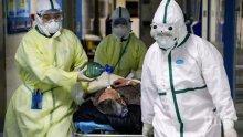 Броят на потвърдените случаи на заразяване с коронавирус в Южна Корея достигна 1 595