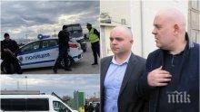 ПЪРВО В ПИК: Почерня от полиция в Ихтиманско! Прокуратурата и МВР с ударна акция срещу престъпността - главният прокурор Иван Гешев лично следи операцията
