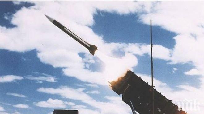 От армията на Израел обявиха за над 80 ракети, изстреляни от Ивицата Газа за два дни