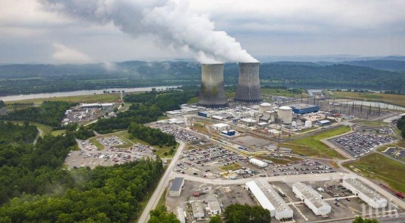 През 2021 г. пускат третия енергоблок на американска АЕЦ