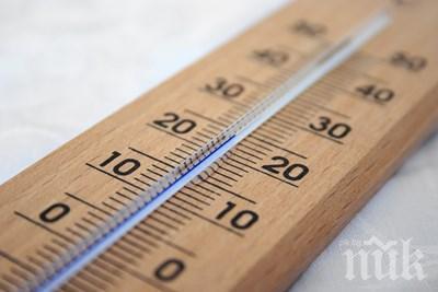 Абсолютен температурен рекорд отчетоха в Хасково
