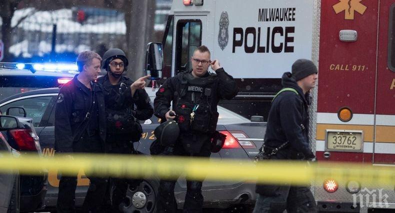 Кметът на Милуоки потвърди: Стрелецът в пивоварната е сред жертвите (ВИДЕО)