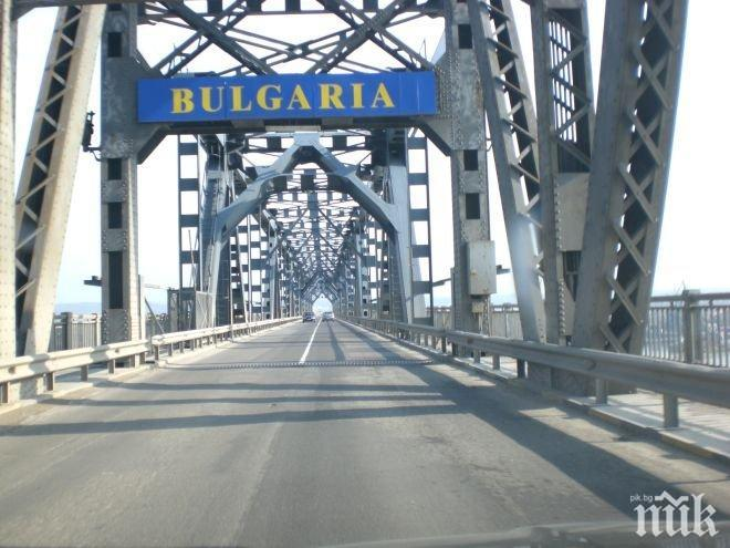 """На """"Дунав мост"""" не мерят температурата на пътниците"""