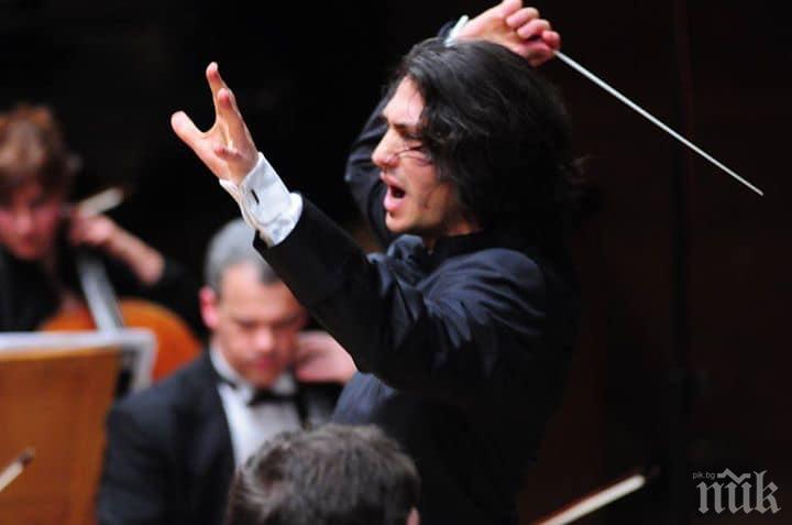 Световно известният диригент Камджалов на турне с творби на забравен български композитор