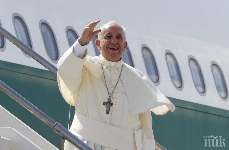 Папата ни изпрати мощи, свързани с древна Сердика