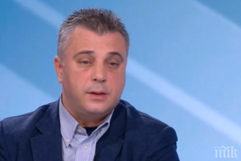 ПЪРВО В ПИК TV! Юлиан Ангелов скочи срещу ареста на шефката на Басейновата дирекция в Пловдив: България в полицейска държава ли ще се превръща (ОБНОВЕНА)