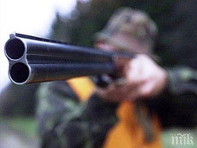 След скандал в ловна дружинка: Авджия гръмна мъж и избяга