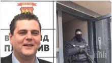 ИЗВЪНРЕДНО: Арестуваха областния шеф на ВМРО в Пловдив
