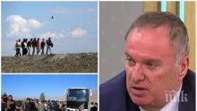 Проф. Владимир Чуков с експертен анализ - реална ли е опасността тумби нелегални мигранти да нахлуят в България