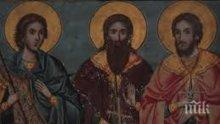 СИЛНА ВЯРА: Честваме двама светци, разпнати на кръст като Христос