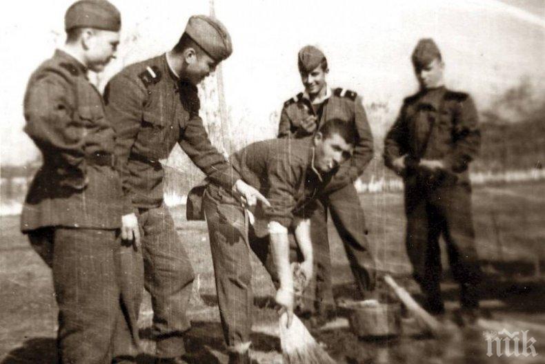 Спомени от соца: Тормозът в казармата започна още на войнишката ни клетва