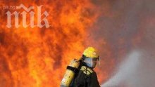 Голям пожар бушува в Кюстендилско</p><p> </p><p>