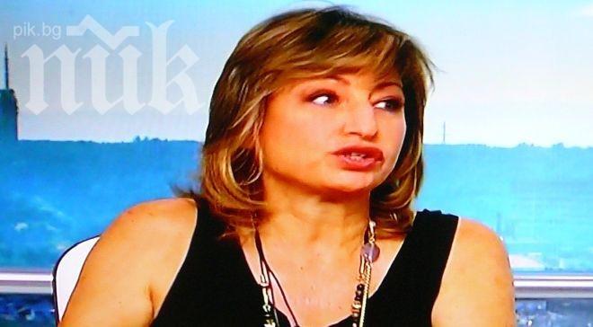 Мира Радева: Реформаторският блок може да се изравни с ГЕРБ