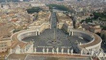 Коронавирусът прекрачи границата на Ватикана