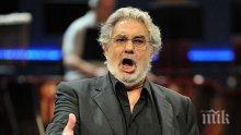 Пласидо Доминго отказа да пее в Кралската опера в Лондон през юли