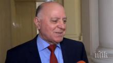 ИЗВЪНРЕДНО В ПИК TV! Представляващият ВСС с горещ коментар за скандала със съдията на Прокопиев в Страсбург Йонко Грозев (ВИДЕО/ОБНОВЕНА)