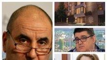 """Цветанов жаден за мъст към Борисов. Мъдрува за партия и се пеняви за фейка """"Барселона"""". А е крайно време прокуратурата да обяви проверката за апартамента му"""