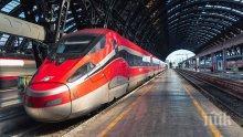 ИЗВЪНРЕДНО: Дерайлира високоскоростният влак Страсбург-Париж, има много ранени (ВИДЕО)