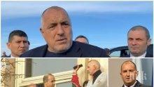 ПЪРВО В ПИК TV! Борисов: Ако говорех като президента Радев, щях да кажа, че за ситуацията в Народното събрание е виновен началникът на НСО (ВИДЕО)