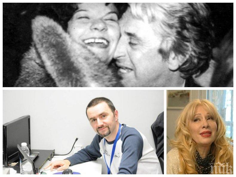 СПОМЕНИ: Осветлиха тайната любов на Стоянка Мутафова