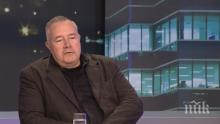 Харалан Александров за коронавируса: Ясно е, че това нещо не се лекува с литър ракия