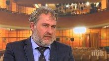 Боил Банов се разгневи: Спонтанно си решавам само вкъщи, пазим здравето и духа на нацията