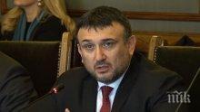 Младен Маринов: Включване на армията заради извънредното положение към момента не е необходимо