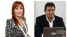 САМО В ПИК TV: Нови разкрития за раздялата на Радина Червенова и Коко Каменаров - бившият шеф на БНТ кръшкал на новинарката поне от година
