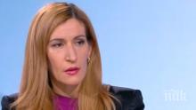 ИЗВЪНРЕДНО В ПИК TV: Николина Ангелкова за удара на коронавируса по туризма (ВИДЕО/ОБНОВЕНА)