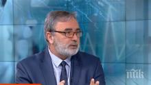Ангел Кунчев: Вървим към по-широко разпространение на коронавируса, но предприетите мерки са адекватни