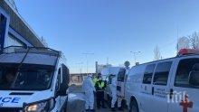 УДАРНА АКЦИЯ: МВР на проверки в Боровец заради мерките за коронавируса
