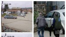 """Мерзавец с """"Опел"""" премаза куче в Драговищица - защитници на животните стягат протест за работеща зоополиция (ВИДЕО)"""