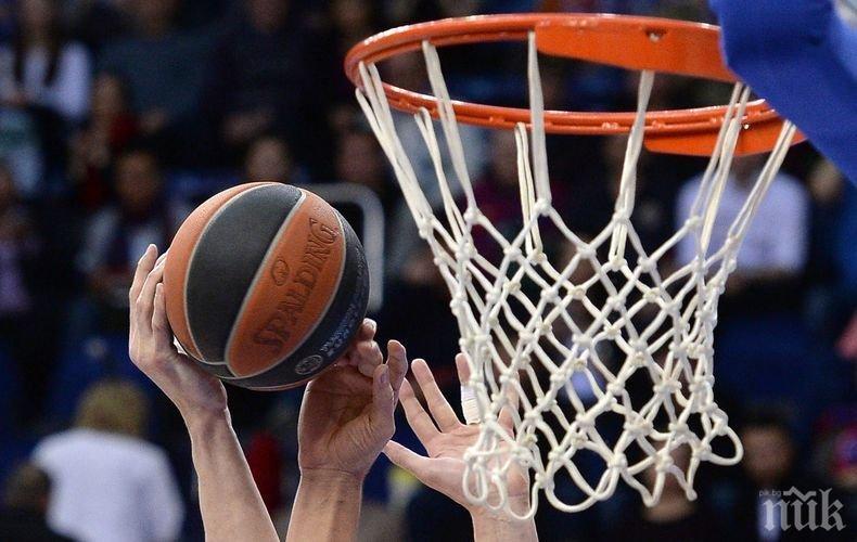 Първи случай на коронавирус и в българския баскетбол