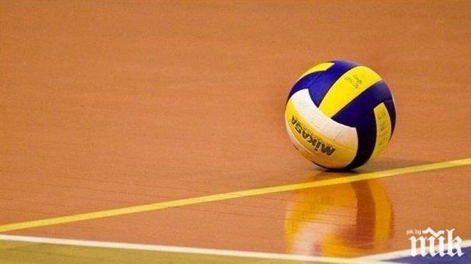 Отложиха волейболната Лига на нациите
