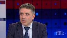 Министър Кирилов: До края на деня ще имаме закон за извънредното положение